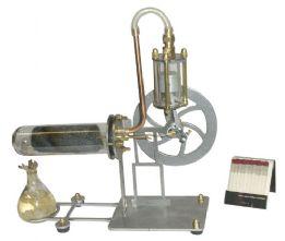 Hielscher Stirling Engine 6
